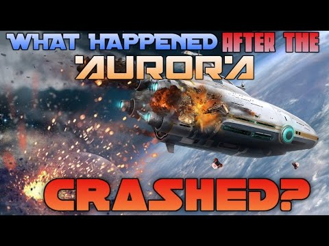 What Happened After the Aurora Crashed? (EXPLAINED) | What Happened to the Rest of the Crew?!