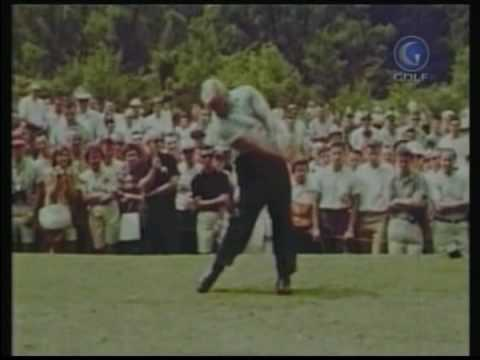 Jack Nicklaus Swing Slow Motion