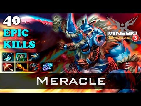 Miracle Dota 2 Elder TiTan SOLO Mid Doovi