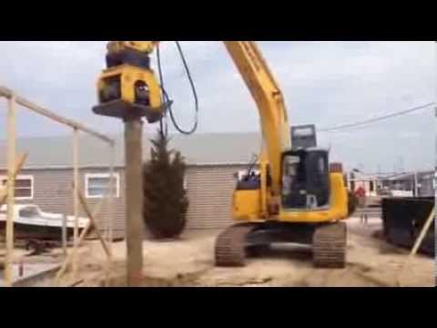 House Piles by AG Development Marine Toms River NJ