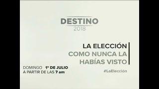 Baixar Elecciones 1 de julio EN VIVO | Destino 2018
