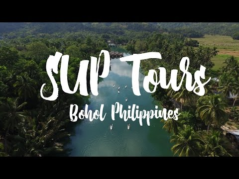 SUP (Stand Up Paddle) Tours Bohol | Quick Stop