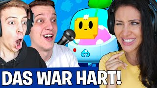 Der heftigste Brawl Stars Spruch gegen Clashgames, Lukas und Mich gewinnt!