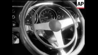 Repeat youtube video Early Driverless Car in 1971