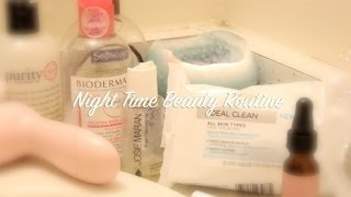 ☽ Night Time Beauty Routine- Skincare Routine for Dry Skin ☽ Thumbnail