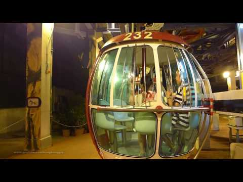 hong kong ocean park cable car ride