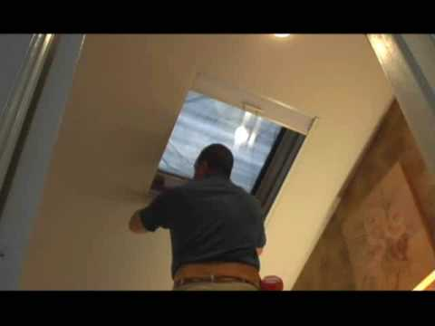 Skylight Shades Installation Guide Youtube