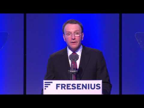 Fresenius Annual General Meeting 2016 - Speech of the CEO (Translation)