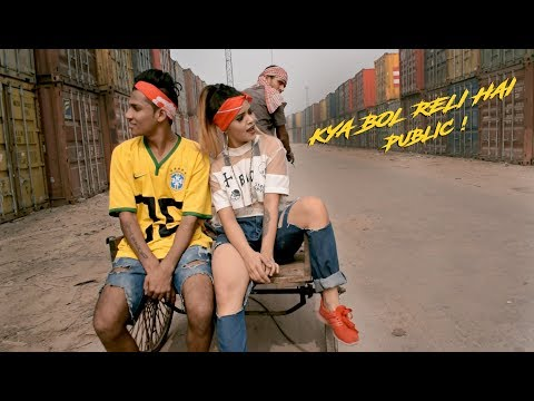 City Slum |  Raja  Kumari  ft. DIVINE | Pery Sheetal & Rinku | Full Video