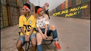 City Slum |  Raja  Kumari  ft. DIVINE | Pery Sheetal & Rinku | Full Video