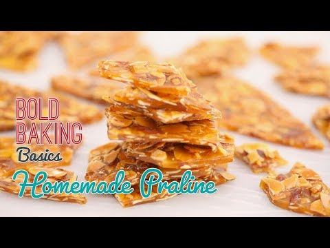How to Make Praline Candy | Gemma's Bold Baking Basics