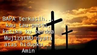 Story WA Rohani Kristen Mujizat Nyata