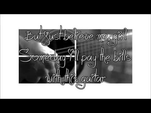 Plain White T's - ''Hey There Delilah'' Lyric Video HD/HQ