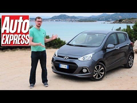 Hyundai i10 Review Auto Express