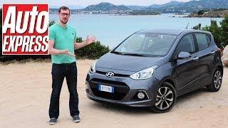 Hyundai i10 Review - Auto Express