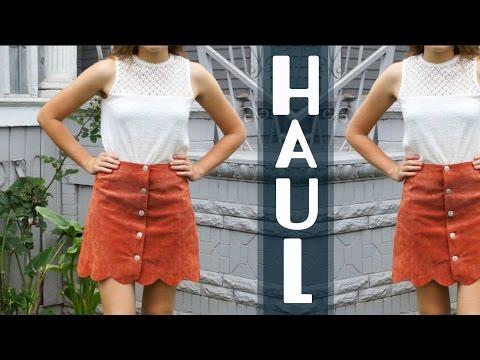 SUMMER SALES HAUL | J Crew, ASOS, Lulu, Gap, Nike, VS