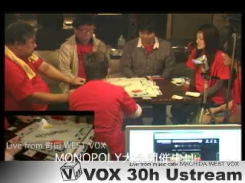 VOX 30h ustream#11