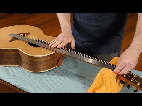 How to Measure Scale Length - Sound Pure Gear Tip