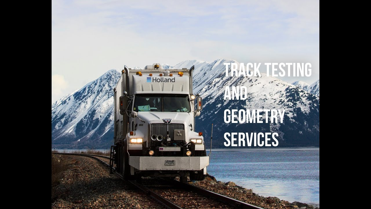 Holland Track Testing and Geometry Solutions