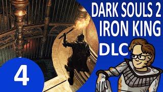 Let's Play Dark Souls 2 DLC: Crown of the Old Iron King Part 4 - Quicksword Rachel