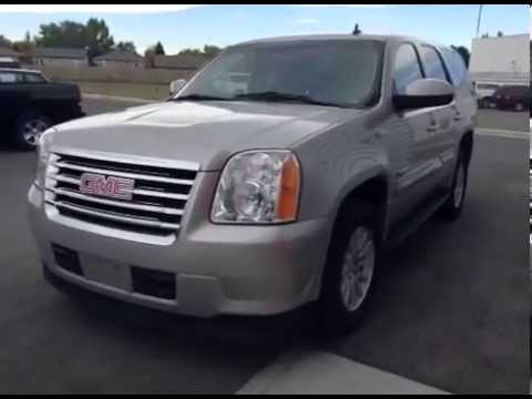 Used 2008 Gmc Yukon Hybrid For