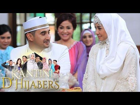 Sah! Kantini dan Ilham Resmi Menjadi Suami dan Istri - Kantini D'Hijabers Episode Terakhir