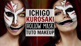 ICHIGO KUROSAKI/HOLLOW MASK - Makeup Tutorial