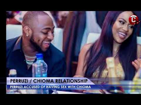 Perruzi is accused of having sex with Davido's Chioma | And more Entertainment News