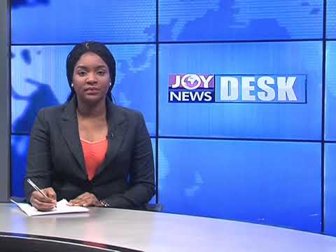 Earth Tremor In Parts Of Accra - News Desk on Joy News (26-3-18)