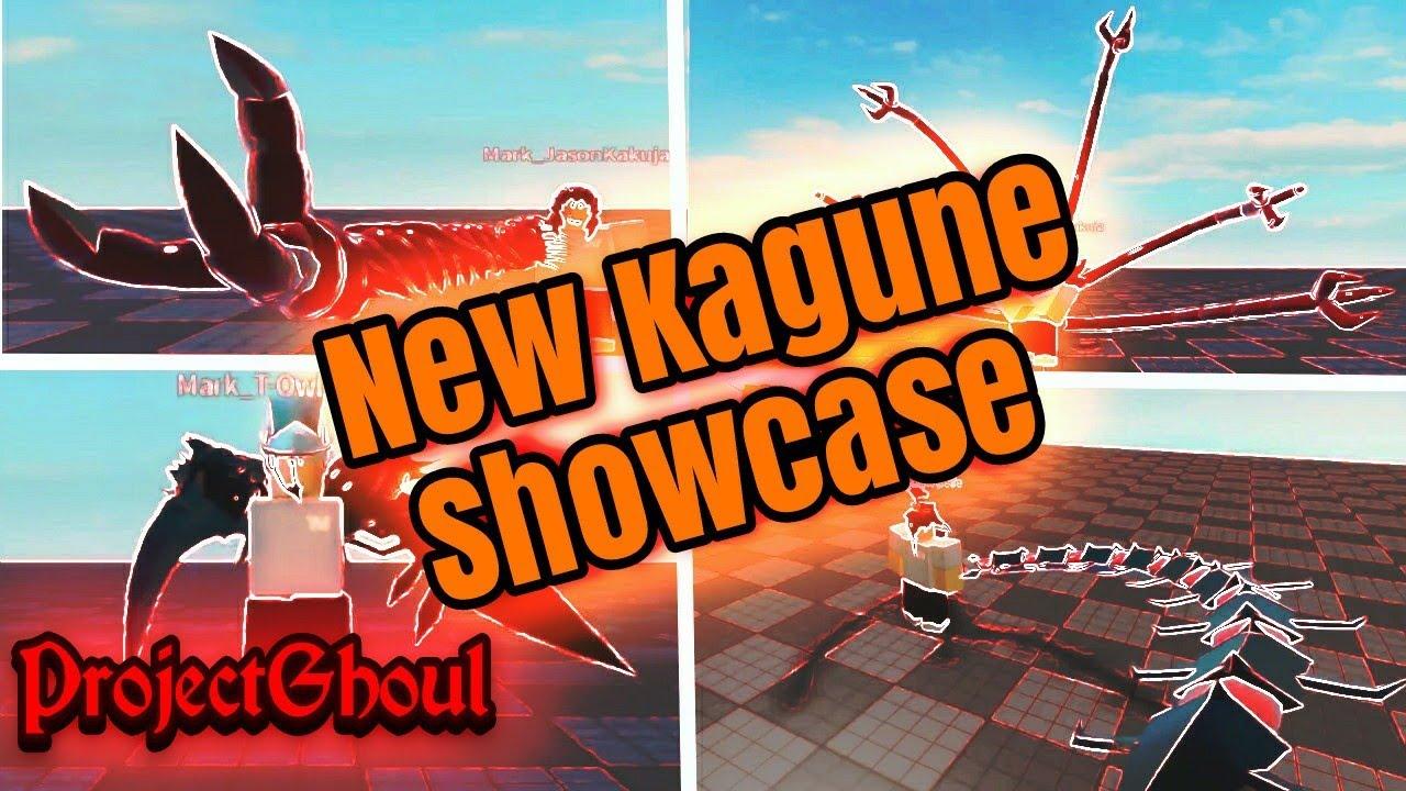 Download New Kagune kakuja Showcase SneakPeaks? | ProjectGhoul