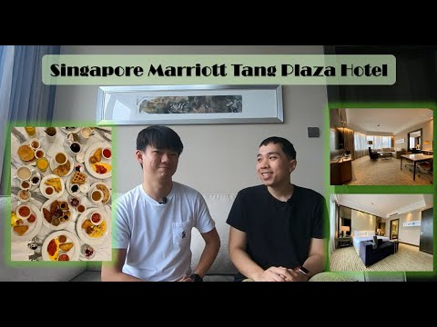 Singapore Marriott Tang Plaza (Executive Suite) Hotel Review