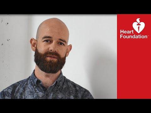 Bevan tells his heart story | Heart Foundation NZ
