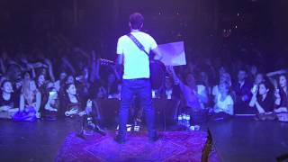 Bastian Baker - Song About a Priest - Live in Lausanne (2012)