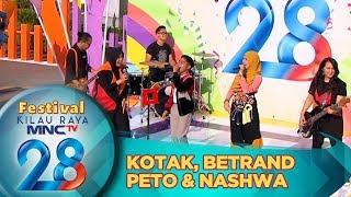 Kotak Band Ft Betrand Peto & Nashwa Idol Jr [BERAKSI] - Festival Kilau Raya 28