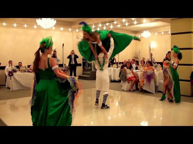 Dansatori Nunta │MOMENT ARTISTIC NUNTA │ Dorian ORCHESTRA