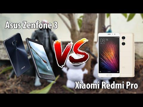 Asus Zenfone 3 vs Xiaomi Redmi Pro Photo & Video Sample Test / Comparison
