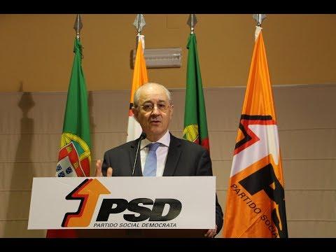 Conferência de imprensa de Rui Rio