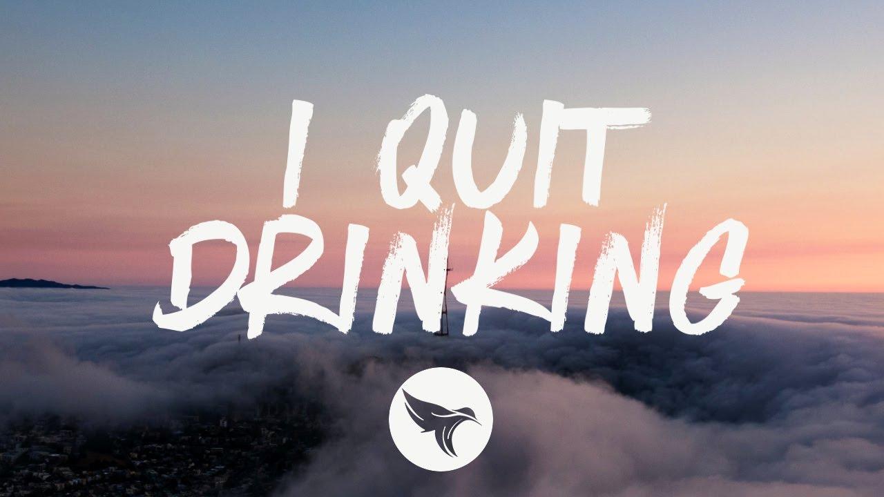 Kelsea Ballerini & LANY - I Quit Drinking (Lyrics)
