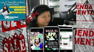 Expresso1600 Live Stream
