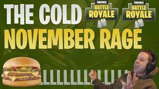 Fortnite Compilation   Dellor Rage   Cold November Rage   Use Creator Code BEEF In Item Shop