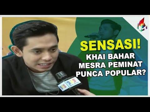 Khai Bahar Mesra Peminat Punca Popular?   Melodi 2018