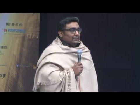 E-Merge 2015 || Entrepreneurial Talk by Kunal Shah, Founder FreeCharge || IMI New Delhi