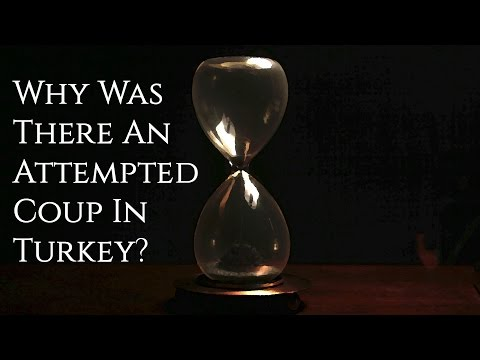 Why Was There An Attempted Coup In Turkey? - One Minute To Midnight Episode 19