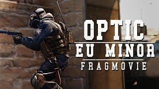 OpTic @EU Minor Boston 2018 (Fragmovie)