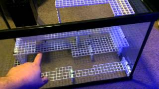 75 Gallon Marineland Reef Tank Build Part 4- Adding A Frag Tank To The System