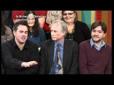 Richard Dawkins baffled by stupidity