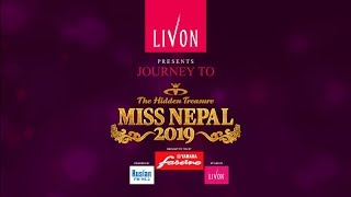 EPISODE 1 | Livon Journey to Miss Nepal 2019