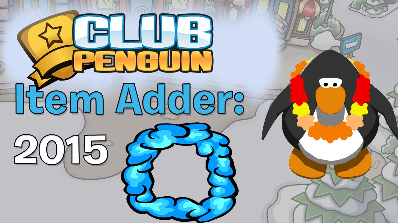 Club Penguin Furniture Adder 2017 Osetacouleur # Penguin Lodge Muebles Adder