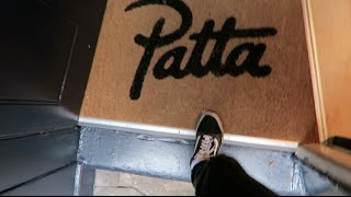 INSIDE PATTA LONDON
