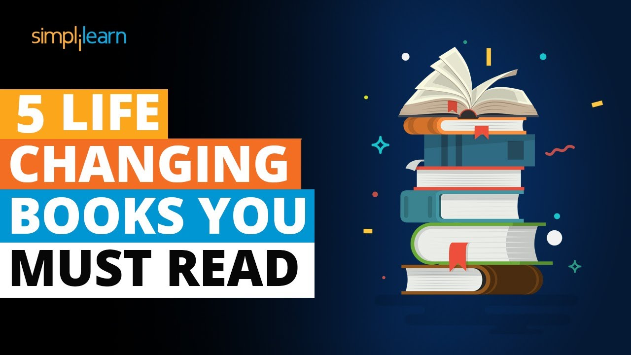 5 Life-Changing Books You Must Read | Top 5 Books To Read For Success | Best Books 2021